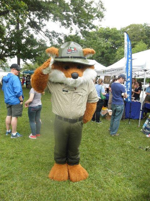 Foxy ranger